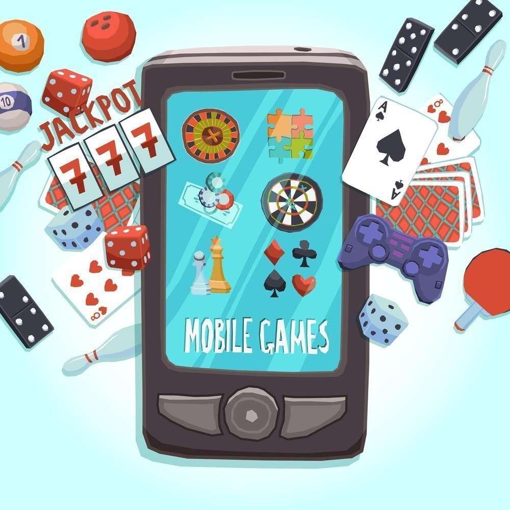 Smartphone Casino Games
