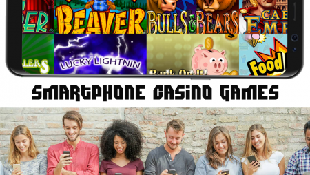 Casino games on your smartphone devices