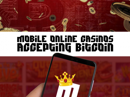 Mobile Online Casinos accepting Bitcoin Deposits