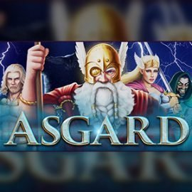 Asgard Slot Machine Game