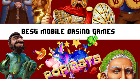 What Are The Best Mobile Casino Games?