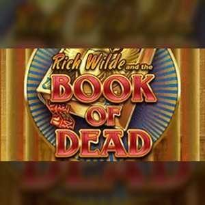 Book of Dead Slot Machine Game