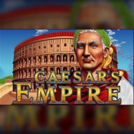 Caesar's Empire Slot Machine Casino Game