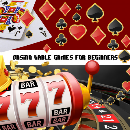 Best Casino Table Games for Beginners