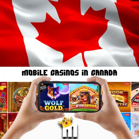 Mobile Casinos in Canada