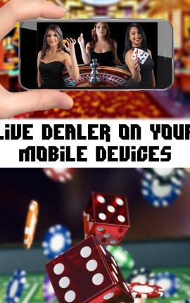The Best Live Dealer Mobile Casinos for Real Money