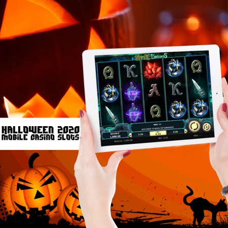The Best Halloween Mobile Slots for 2020