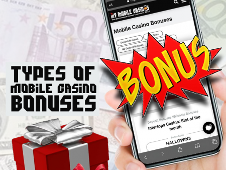 What's Your Favorite Mobile Casino Bonus Type?