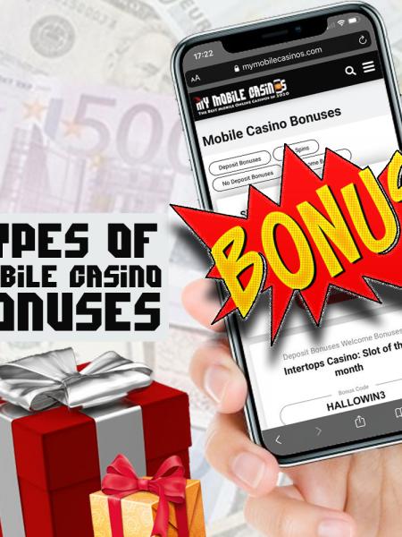 What's Your Favorite Mobile Casino Bonus Type?