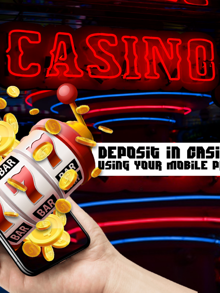 How to Deposit Funds to a Casino via Mobile Phone