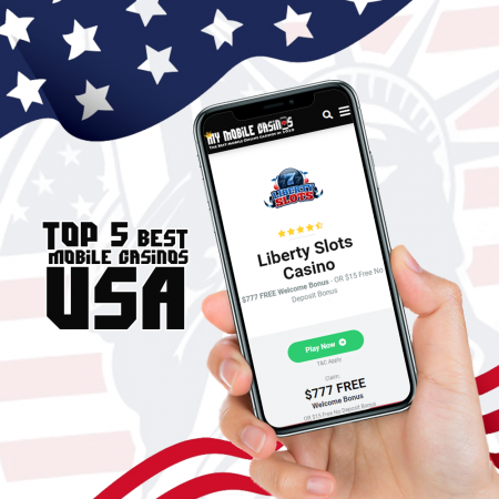 Top 5 Best Mobile Casinos for USA