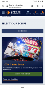 sia mobile casino welcome bonus
