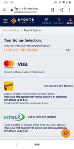 sia mobile casino welcome bonus