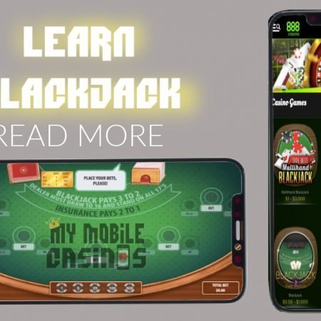 Learn how to play blackjack on your mobile