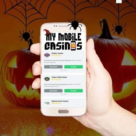 Most Phenomenal Halloween-themed Slot Games 2021